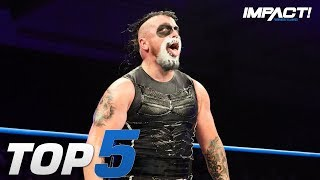 Top 5 Must-See Moments from IMPACT for July 5, 2018 | IMPACT! Highlights July 5, 2018