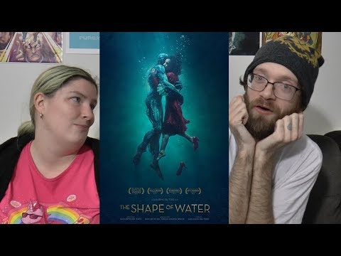 The Shape of Water - Post Geekout Reaction