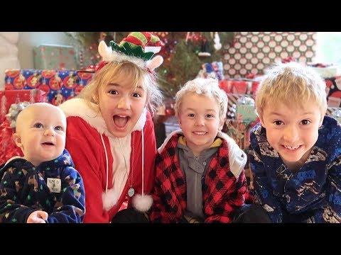 CHRISTMAS SPECIAL 2017 - The Ballinger Family!