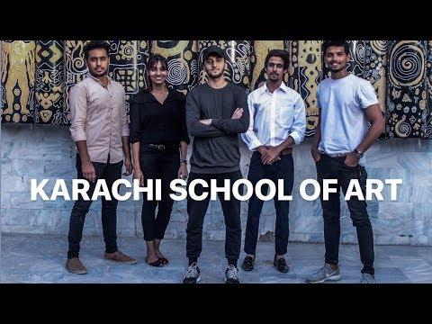 OUR NATIONAL ARTIST #karachischoolofart #karachi #ksa #artist #communication #designing