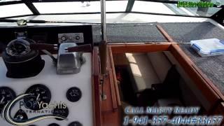 [sold] Used 1972 Trojan 36 Tricabin Cruiser In Salem, Massachusetts