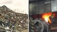Kupferhütte: Hier bekommt Elektroschrott ein neues Leben