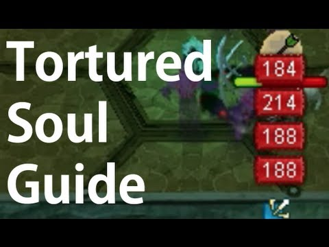 4x Tortured Soul Guide