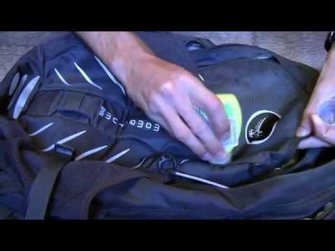 Как постирать рюкзак ? / стирка каркасного рюкзака - неужели такая проблема ?