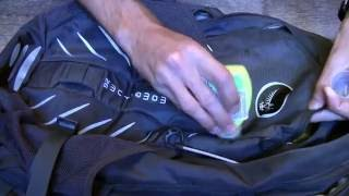 Як випрати рюкзак ? / прання каркасного рюкзака - невже така проблема ?