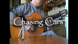 Chasing Cars - Snowpatrol (with tabs)