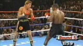 Sugar Ray Leonard vs Donnie Lalonde part 3/5