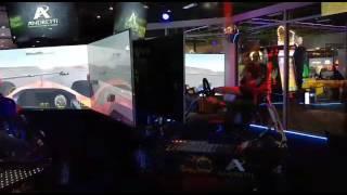 Race simulator Andretti
