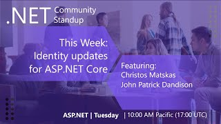 New Identity experience in ASP.NET Core with Microsoft.Identity.Web