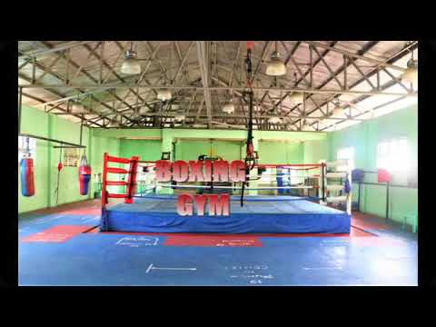 Rizal Memorial Sports Complex Facilities