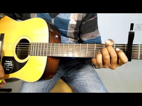 """ENNA SONA - OK JAANU """"COMPLETE ACOUSTIC GUITAR COVER LESSONS/TUTORIAL"""" CHORDS"""