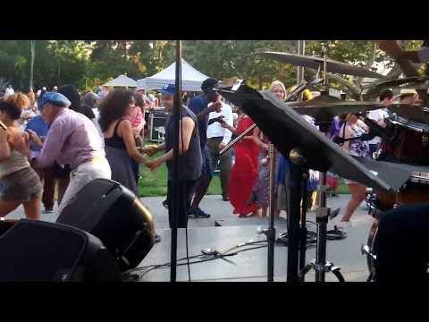 Brent Fischer Latin Jazz Quintet At LACMA