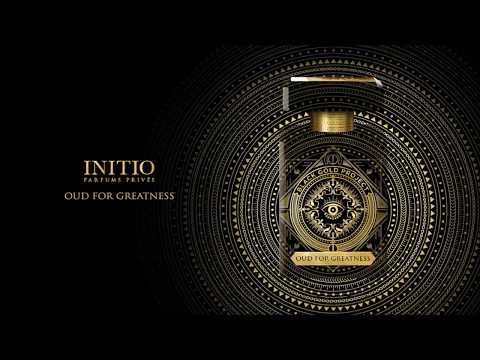 Initio Black Gold Project Oud For Greatness