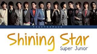 Super Junior Shinning Star