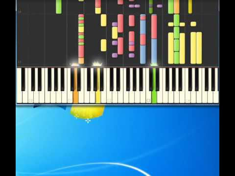 b-j-thomas-hooked-on-a-feeling-[piano-tutorial-by-synthesia]