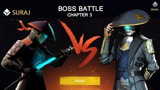 Shadow Fight 3 Official Boss Battle MASTER OKADA Chapter 5 Walkthrough Part 24
