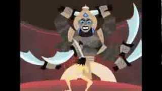 Samurai Jack vs The Dome of Doom AMV The Unforgiven 2 by Met...