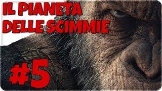 IL PIANETA DELLE SCIMMIE - L'ATTACCO ! #5