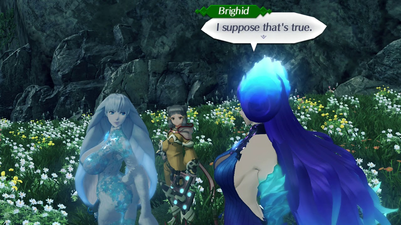 Xenoblade Chronicles  Already Has A Ton Of Backlash Surrounding Its Rather Busty