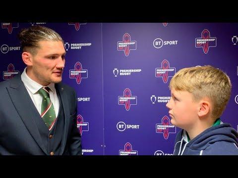 Tigers Junior Reporter speaks to Guy Thompson