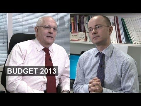Wolf vs Giles: UK economy