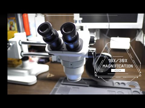 Лучший микроскоп с Алиэкспресс