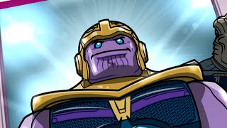 Playing As Thanos in LEGO Marvel Super Heroes 2
