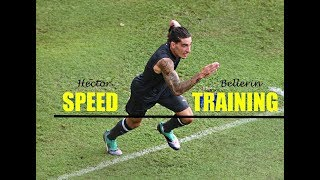 Hector Bellerin: A Footballers Gym Workout ?Prt20