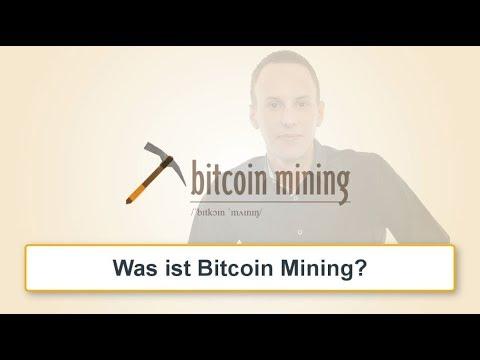 wie funktioniert bitcoin schürfen