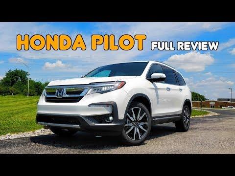 2019 Honda Pilot: FULL REVIEW + DRIVE | Honda's 3-row gets Thoroughly Revamped