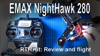 RC Reviews - Nighthawk Pro 280 RTF Racing Quadcopter Kit (from Gearbest.com)