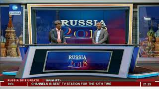 2018 FIFA World Cup: Russia, Croatia Set For Epic Clash |Sports Tonight|
