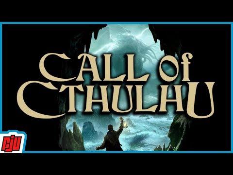 Call of Cthulhu Part 1   Horror Game   PC Gameplay Walkthrough   2018