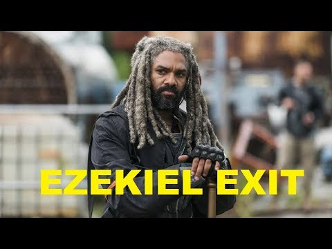 The Walking Dead Season 9 NEWS - Ezekiel MIGHT be NEXT to leave