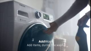 Samsung AddWash Front Load Washer