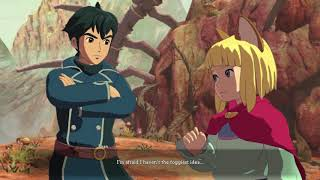 Ni no Kuni II: Revenant Kingdom - 10 mins of King Evan gameplay | PS4, PC