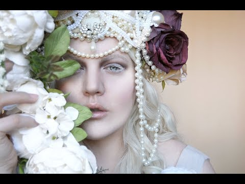 Kirsty Mitchell Makeup Tutorial  Wonderland