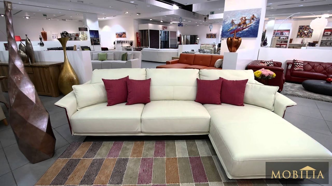 Mobilia furniture dubai sofa youtube for Mobilia uno furniture