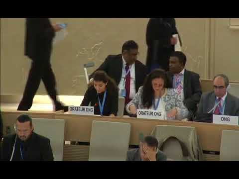 Item:10 General Debate (Cont'd) - 54th Meeting 28th Regular Session of Human Rights Council