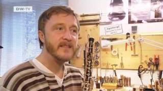 Der Oboist Albrecht Mayer | euromaxx