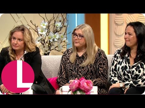 Cancer Survivors Thank Jade Goody for Saving Their Lives | Lorraine