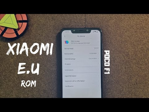 Xiaomi EU custom rom for poco f1 || complete review || - YouTube