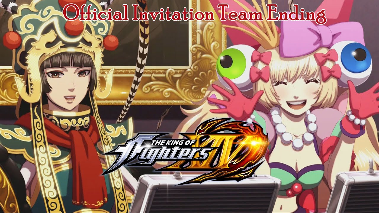 Official invitation team ending the king of fighters xiv english official invitation team ending the king of fighters xiv english full 1080p hd youtube stopboris Image collections