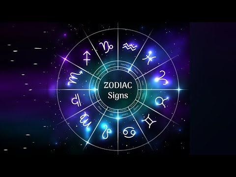Zodiac Sign Dates And Cusps: How To Know And Figure Out What Zodiac Sign And Horoscope Sign You Are