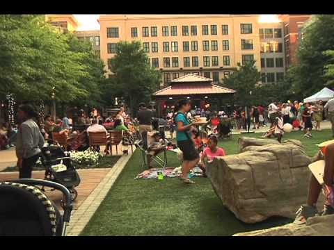 Rockville Town Square's 5th Birthday