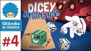 Dicey Dungeons PL #4 | Ten BOSS był EZ. Nowa postać!