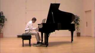 John playing Grieg