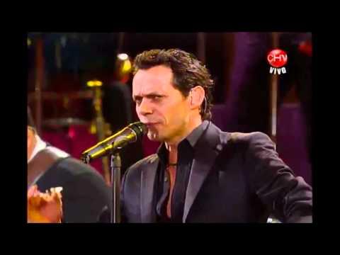 Marc Anthony - Volando Entre Tus Brazos (Viña del Mar 2012)
