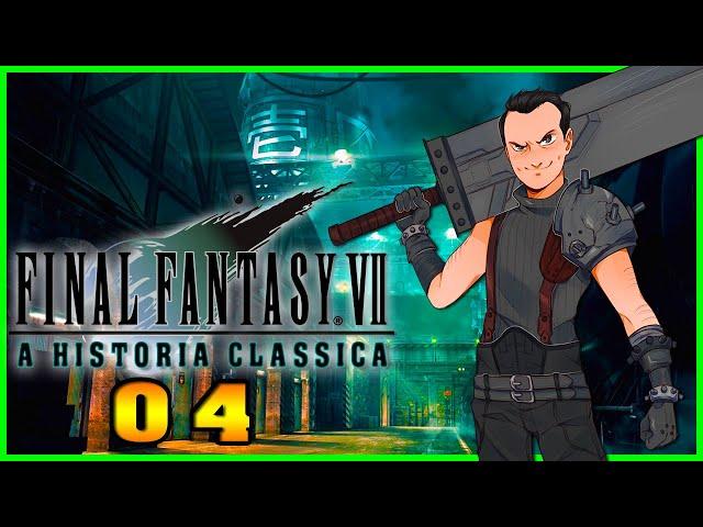 A Historia de Final Fantasy VII - 04 - CAPSLOCK