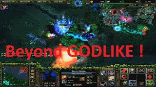 DotA 6.79c - Soul Keeper, Terrorblade Beyond GODLIKE !